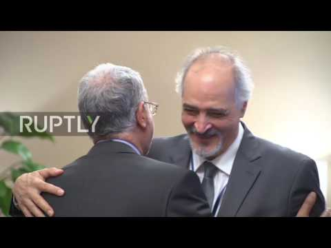 Kazakhstan: Fifth round of Syrian peace talks begin in Astana
