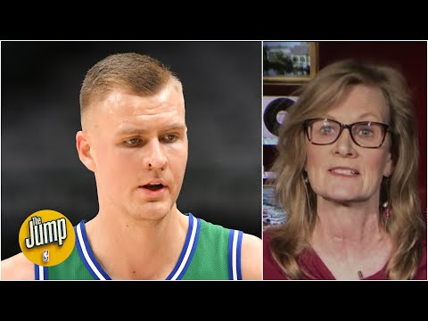 Kristaps Porzingis has been a 'disaster' defensively and must turn it around  - MacMullan | The Jump