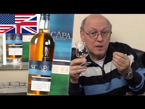 Whisky Review/Tasting: Scapa Skiren