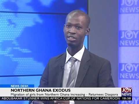 Ministerial Vetting - News Desk on Joy News  (6-2-17)