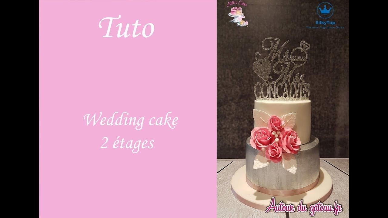 Realisation Wedding Cake 2 Etages