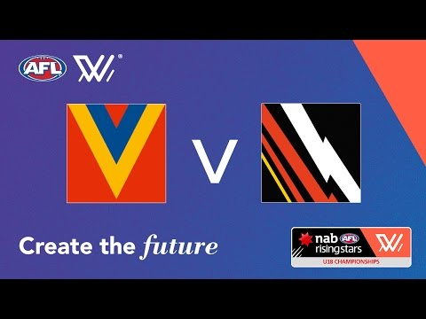 South Australia vs Northern Territory - NAB AFL Women's Under 18 Championships