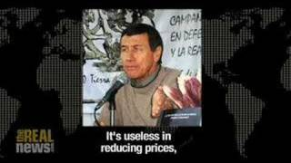 Cheaper Food For Mexicans?