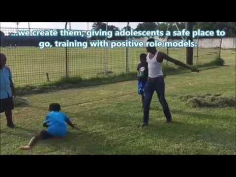 United Through Sport Caribbean - Our Work in Saint Lucia