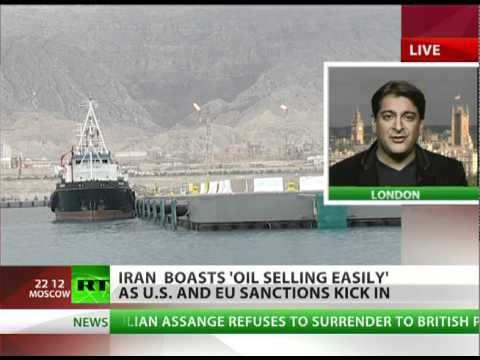 'Sanctions only hurting EU, Iran cashing in on exemptions'
