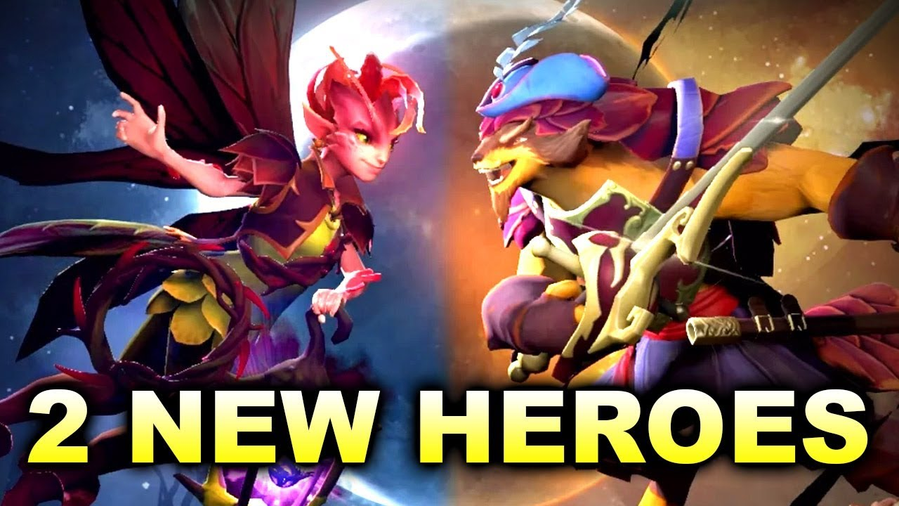 dark willow pangolier new heroes duelling fates dota 2