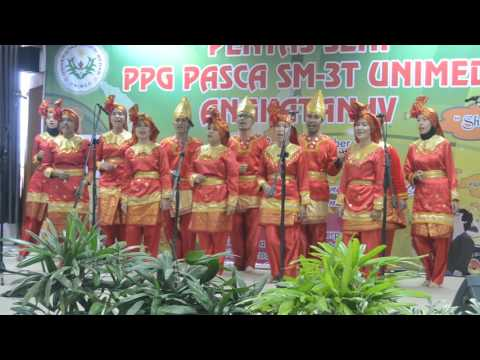 Kambanglah Bungo, PPG SM3T IV UNIMED Prodi Penidikan Ekonomi