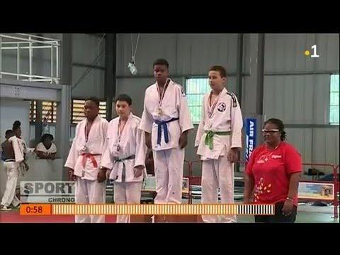 #judo:championnat de guyane 2018