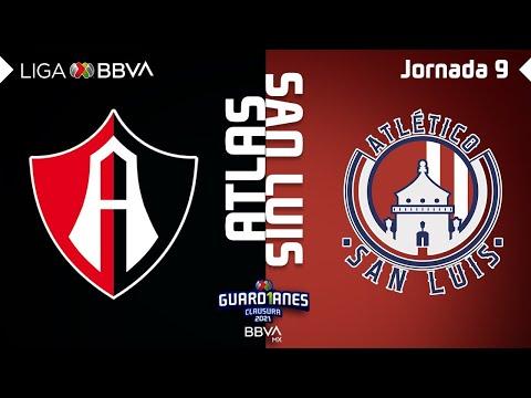 Atlas San Luis Goals And Highlights