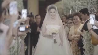 Video Sandra Dewi and Harvey Moeis' Wedding Ceremony: The Vow download MP3, 3GP, MP4, WEBM, AVI, FLV Juni 2018