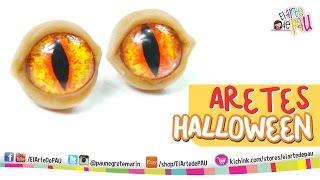 Earrings Halloween  / Aretes de Halloween Thumbnail