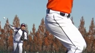http://www.baseball.gr.jp/ SWBCJAPANコーチ山田勉投手(ヤクルトスワ...