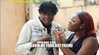 Show me your 5 boy friend - Sirbalo Clinic Comedy Episode 229