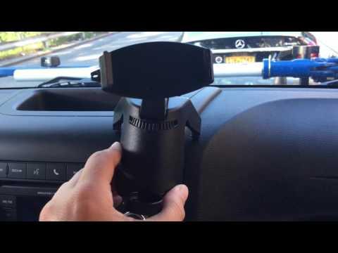 Update On My Rugged Ridge Jeep JK Cell Phone Mount