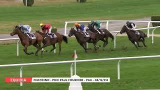 Vidéo de la course PMU PRIX PAUL FOURNIER
