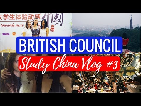 STUDY CHINA VLOG #3: BEST BOOKSHOP EVER & CLUBBING IN CHINA?! | viola helen