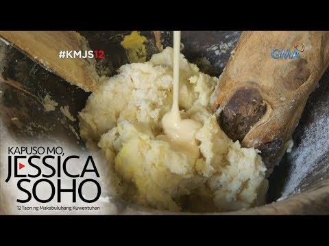 Kapuso Mo, Jessica Soho: Kamoteng kahoy para sa mga Pinoy!