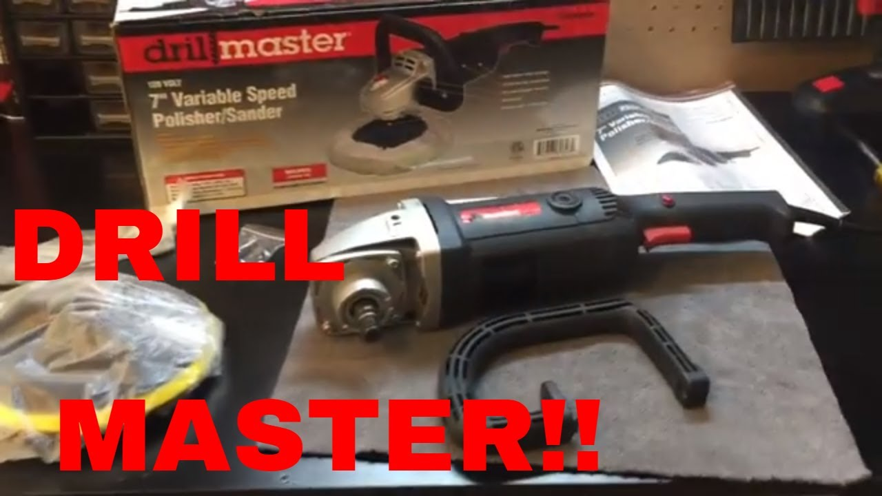 drill master wiring diagram drill master    7 in 10 amp variable speed rotary polisher  10 amp variable speed rotary polisher