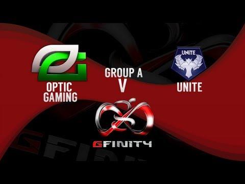 G1UK: UNITE vs OpTic (0-3) - Group A Pool Play