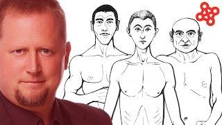 Psycho-Physiognomik bei Huter, Kretschmer und Sheldon /PROGNOSTIK