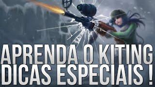 O que é o Kiting e como Kitar ! BR - PT