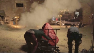 Action Film EXPLOSIONS for $50! Behind the Scenes on Blood, Sand and Gold