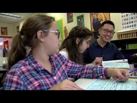 Teacher of the Week: Doug Williams - Mears Middle School