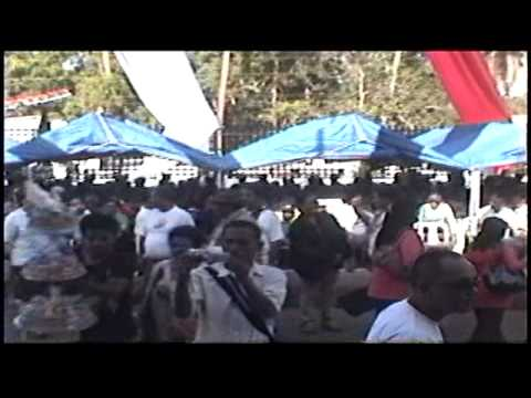 Maimbung Municipal hall inauguration part 1
