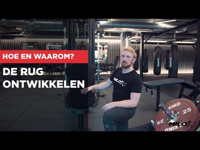DE BOVENRUG | HOE EN WAAROM?