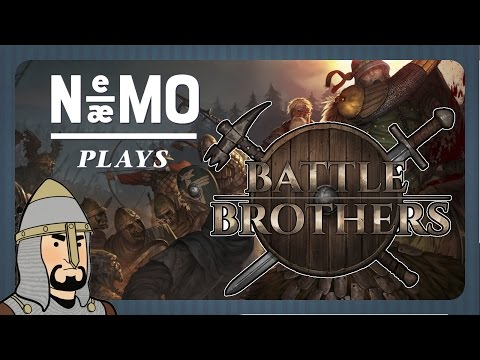 Nemo Plays: Battle Brothers #13 - Silver Company
