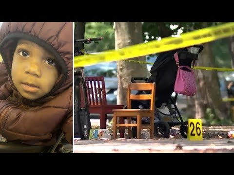 Grandmother of 1-year-old killed: 'Put the guns down' from YouTube · Duration:  2 minutes 36 seconds