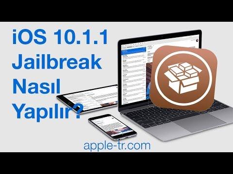 IOS 10 Jailbreak Türkçe
