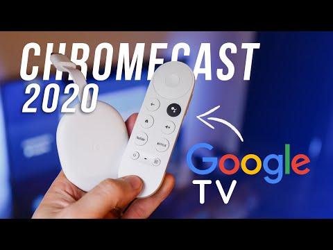 CHROMECAST 2020 con GOOGLE TV: adesso è tutta un'altra storia | Recensione
