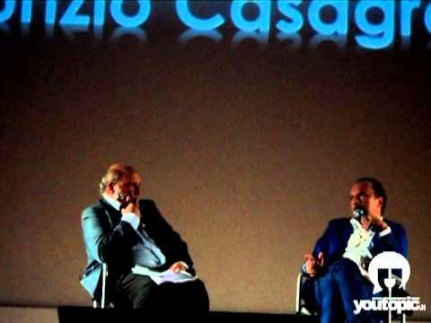 Maurizio Casagrande al Napoli Film Festival 2012