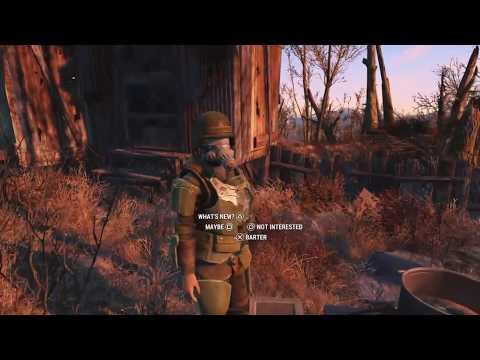James Blond lake house aka The vault tec quest line mod update and walkthru