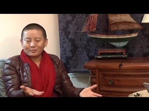 American Conversations  with Ani Choying Drolma