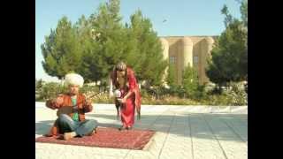 Ancient Architecture of Turkmenistan