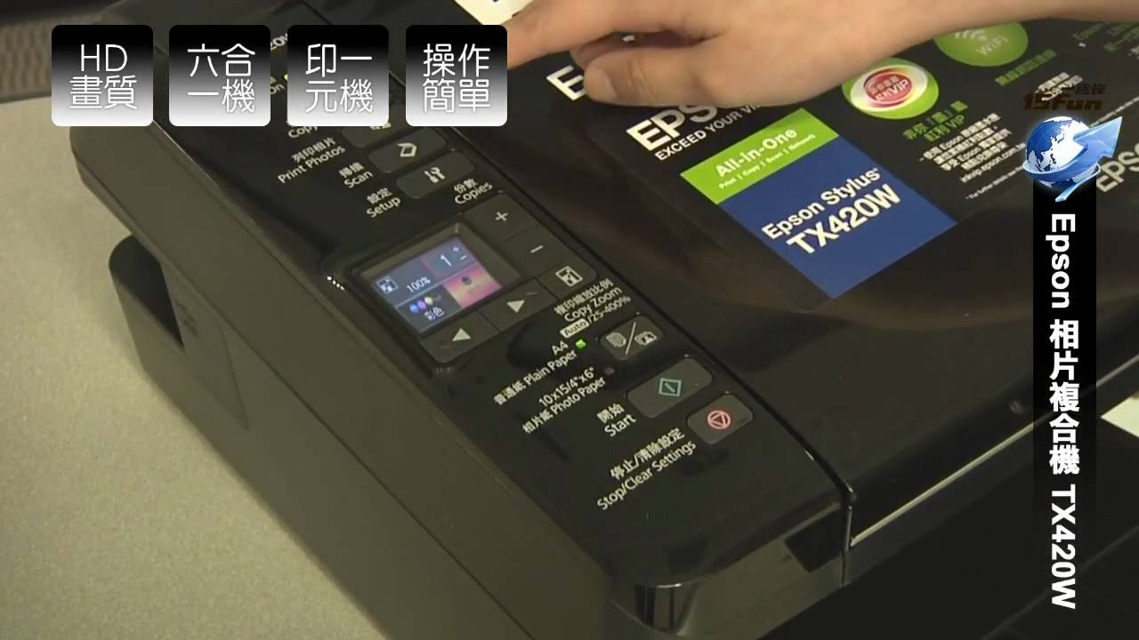 EPSON TX420 DRIVERS DOWNLOAD (2019)