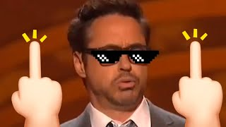 robert downey jr. being savage for 14 minutes straight