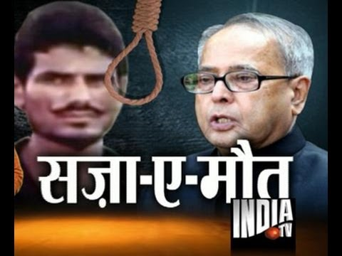 India TV Special - Death Sentence