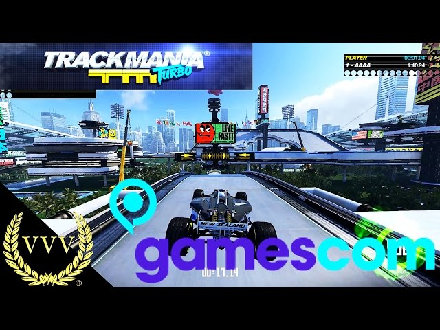 Trackmania Turbo Gameplay Part 4