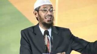 Dr. Zakir Naik speaks about covering of face of a woman.flv