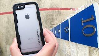 iPhone 6s Extreme Drop Test w/ Ghostek Atomic 2.0 Waterproof Case