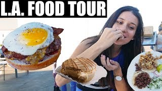 LA Food Tour - 4 Must Eat Places in Los Angeles (W/ The Endless Adventure)
