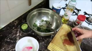 Салат из Отварной Свёклы по Египетски Egyptian Boiled Beetroot Salad