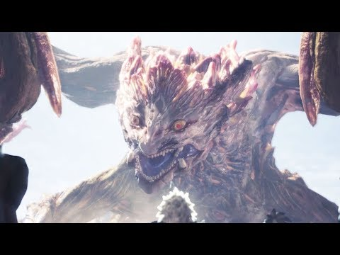Monster Hunter World Iceborne - Shara Ishvalda Final Boss Fight & Ending