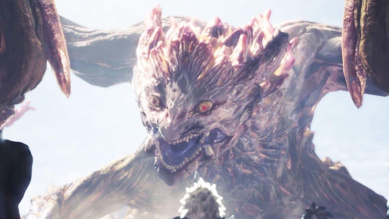 Monster Hunter World Iceborne - Shara Ishvalda Final Boss Fight & Ending thumbnail