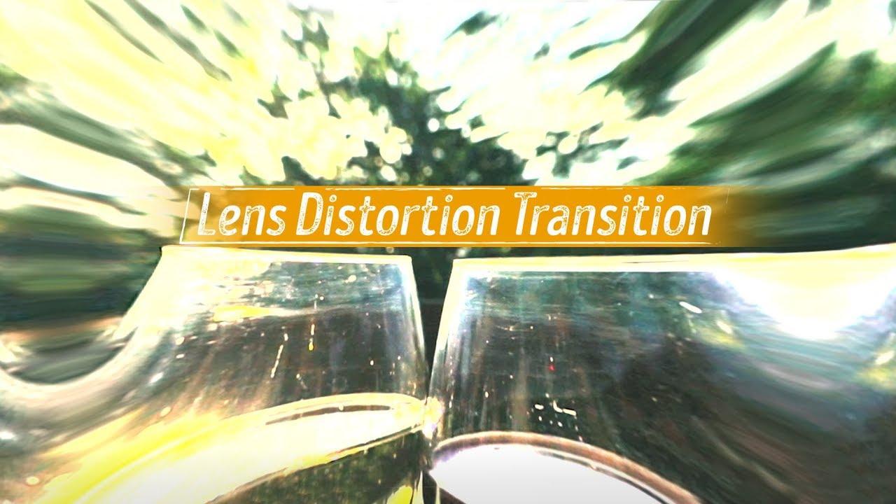 Hướng dẫn chuyển cảnh Lens Distortion Transition // Premiere Pro CC