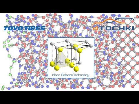Toyo Tires - технология Nano Balance.
