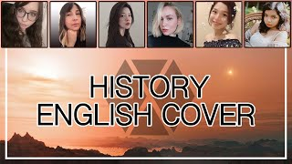 EXO - History (English Cover by EUNOIA)